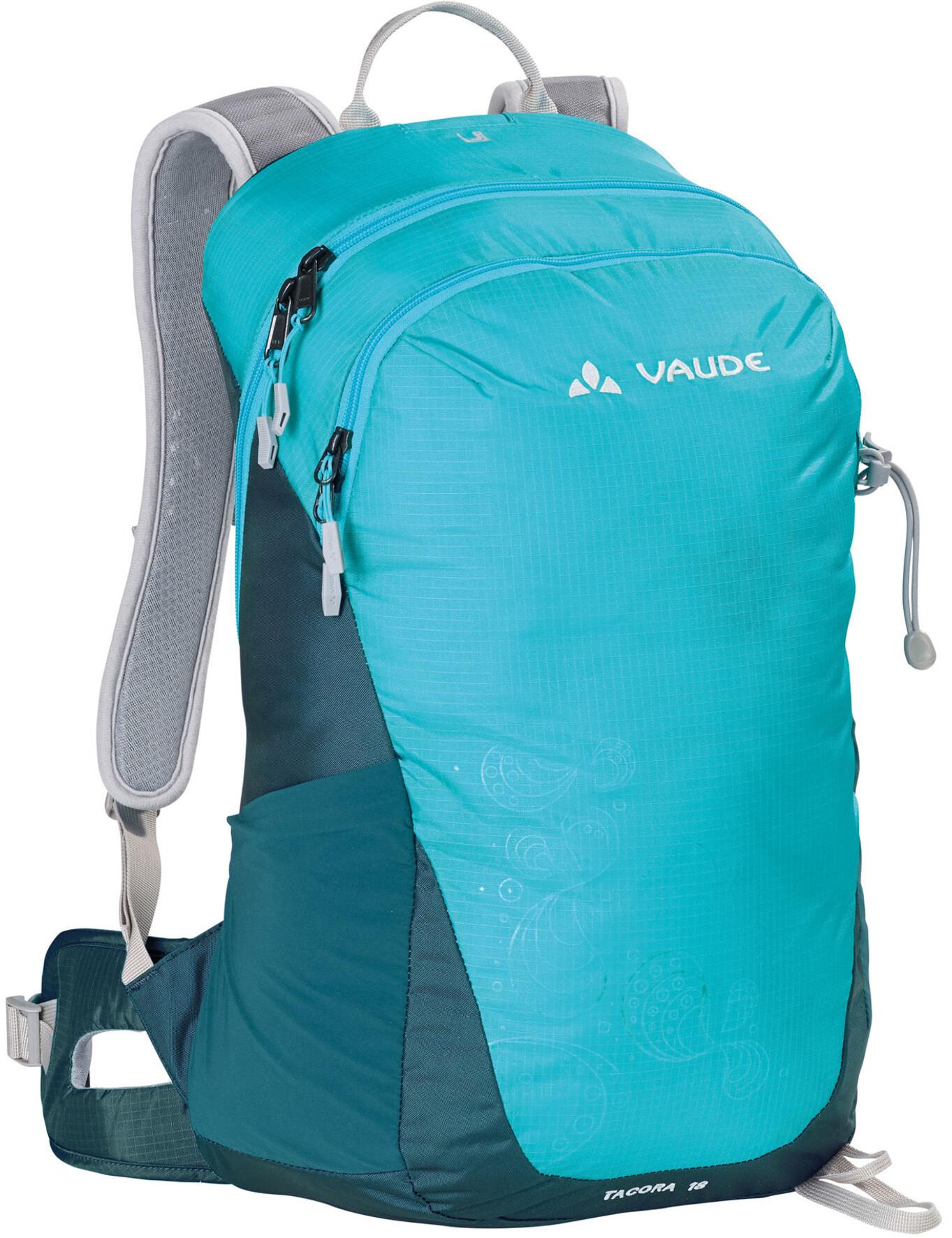 0e60894aff3 VAUDE Tacora 18 rugzak Dames turquoise l Online outdoor shop Campz.nl